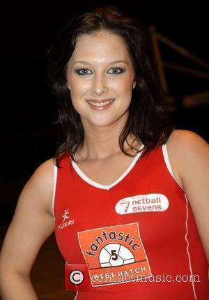 Gemma Bissix The Celebrity 7 Netball tournament at the Brentwood Leisure Centre in Essex, UK on March 21 2010. Essex,...