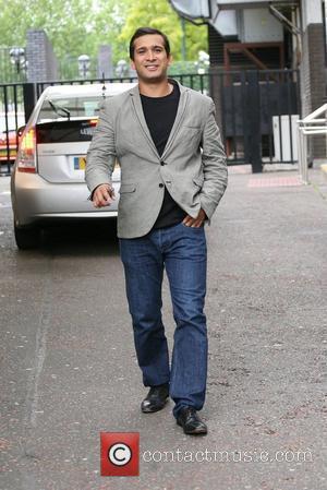 Jimi Mistry outside the ITV studios London, England - 17.08.10