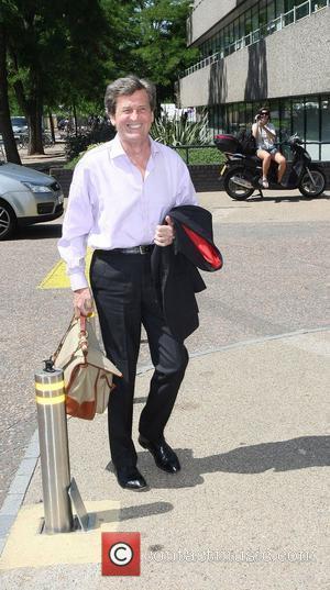 Melvyn Bragg outside the ITV studios London, England - 28.06.10