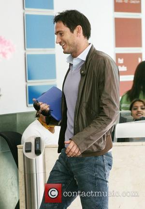 Frank Lampard at the ITV studios London, England - 02.09.10