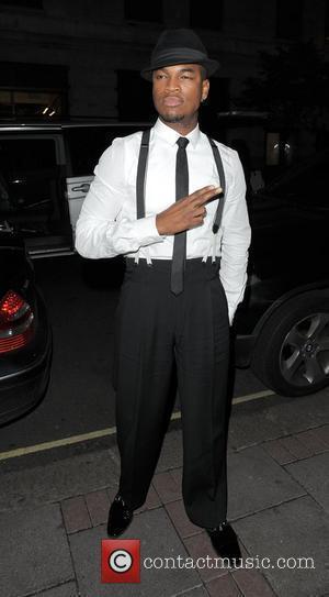 Ne-Yo arriving at his hotel London, England - 30.09.10