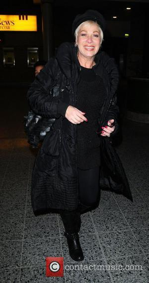 Denise Welch and Peter Andre