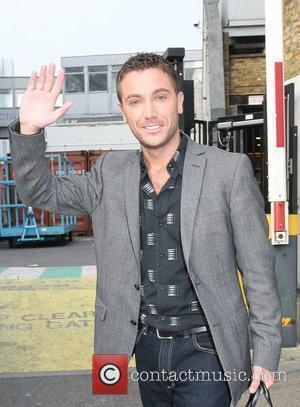 Gino D'Acampo Celebrities outside the ITV television studios London, England - 15.12.09