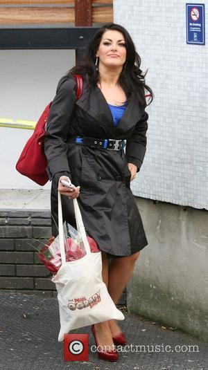 Jodie Prenger Celebrities outside the ITV television studios London, England - 15.12.09