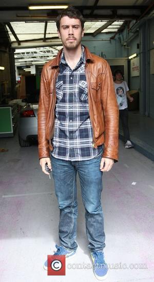 Toby Kebbell outside the ITV studios London, England - 09.08.10