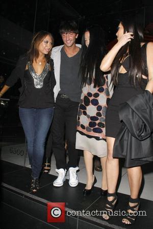 Cheryl Burke, Kim Kardashian and Vera Wang
