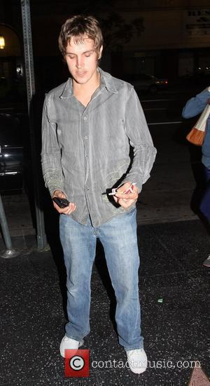 Jason Mewes leaves Katsuya restaurant Los Angeles, California - 14.05.10