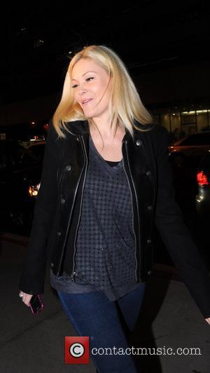 Shanna Moakler outside the Boa Steakhouse in West Hollywood. Los Angeles, California - 15.01.11