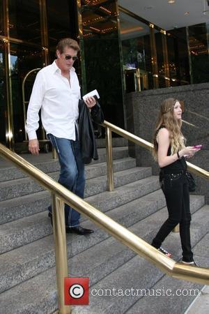 David Hasselhoff and Taylor Ann Hasselhoff