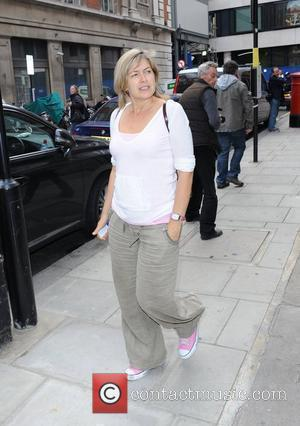 Penny Smith at Radio 2 London, England - 10.09.10
