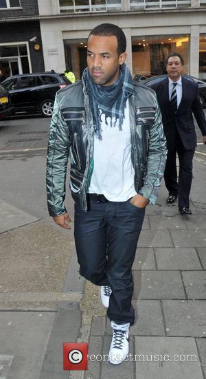 Craig David Celebrities outside the Radio One studios. London, England - 10.02.10