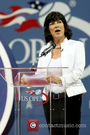 Christiane Amanpour 2010 US Open Opening Night Ceremony at the USTA Billie Jean King National Tennis Center. New York City,...