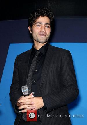 Adrian Grenier, Las Vegas and The Las