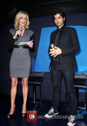 Lara Spencer, Adrian Grenier, Las Vegas and The Las