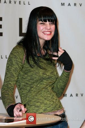 Pauley Perrette and Las Vegas