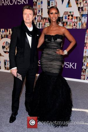 Cfda Fashion Awards, David Bowie, Iman
