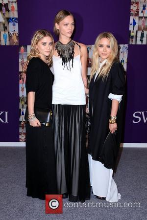 Ashley Olsen, Mary-Kate Olsen and Sasha