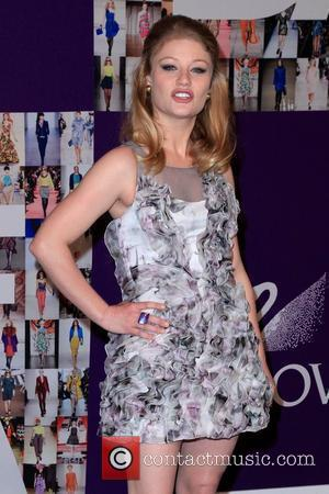 Emilie de Ravin 2010 CFDA Fashion Awards at Alice Tully Hall, Lincoln Center - Arrivals New York City, USA -...