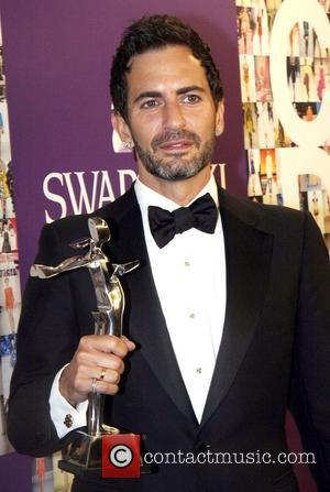 Designer Marc Jacobs and Marc Jacobs