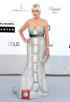 Ivana Trump  2010 Cannes International Film Festival - Day 9 - amfAR's Cinema Against AIDS Gala - Arrivals...