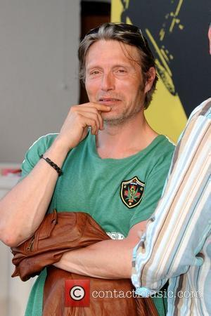 Mads Mikkelsen outside the Majestic Beach Hotel during the 2010 Cannes Film Festival - Day 7 Cannes, France - 18.05.10