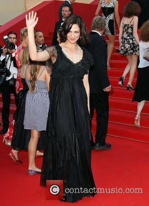 Asia Argento  2010 Cannes International Film Festival - Day 12 - Palme d'Or Closing Ceremony Red Carpet Arrivals...