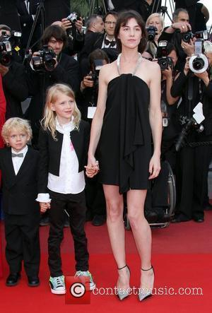 Charlotte Gainsbourg  2010 Cannes International Film Festival - Day 12 - Palme d'Or Closing Ceremony Red Carpet Arrivals...