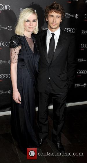 Kirsten Dunst and James Franco