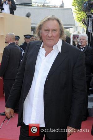 Gerard Depardieu, Cannes Film Festival