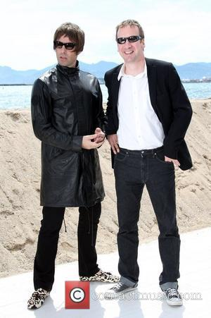 Liam Gallagher and Andrew Easton