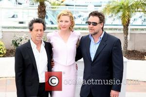 Brian Grazer and Cate Blanchett