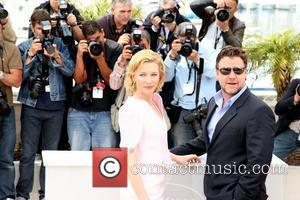 Cate Blanchett and Russell Crowe