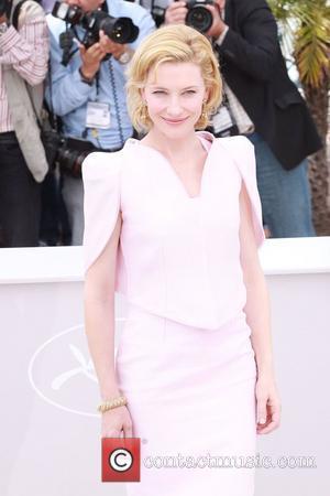 Blanchett Honours Mcqueen At Cannes