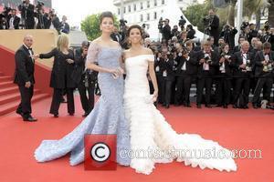 Aishwarya Rai and Eva Longoria