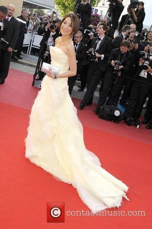 Michelle Yeoh 2010 Cannes International Film Festival - Day 3 - 'Wall Street: Money Never Sleep' premiere - Red Carpet...