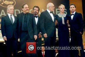 Oliver Stone, Carey Mulligan, Josh Brolin and Michael Douglas