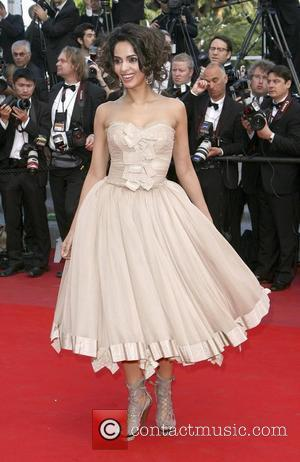 Mallika Sherawat 2010 Cannes International Film Festival - Day 3 - 'Wall Street' premiere - red carpet Cannes, France -...