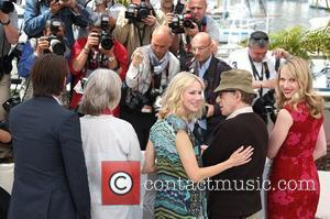 Josh Brolin, Gemma Jones, Naomi Watts, Woody Allen, and Lucy Punch 2010 Cannes International Film Festival - Day 3 -...