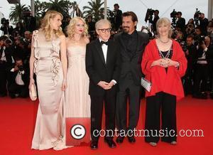 Lucy Punch, Naomi Watts and Woody Allen