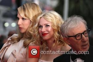 Lucy Punch, Naomi Watts and Woody Allen 2010 Cannes International Film Festival - Day 4 - 'You Will Meet a...