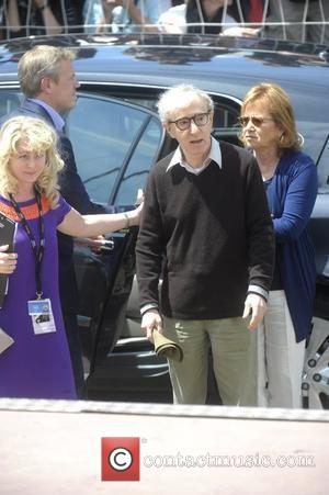 Woody Allen  2010 Cannes International Film Festival - Day 4 - 'You Will Meet a Tall Dark Stranger' -...