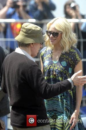 Woody Allen and Naomi Watts