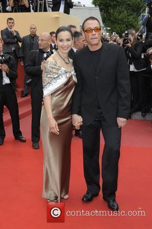 Jean Claude Van Damme and Gladys Portugues  2010 Cannes International Film Festival - Day 4 - 'You Will Meet...