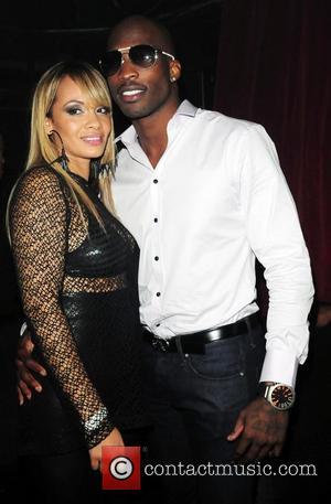 Evelyn Lozada and Chad Ochocinco attend Chad Ochocinco's Birthday Party at Mansion nightclub  Miami Beach, Florida - 20.01.11