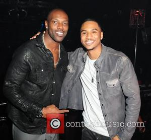 Terrell Owens, Chad Ochocinco and Trey Songz
