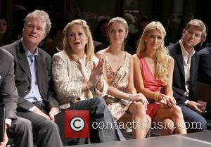 Rick Hilton, Kathy Hilton, Nicky Hilton and Paris Hilton Fashion Designer Gilbert Chagoury hosts his first ever Runway Show held...