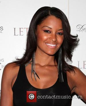Claudia Jordan Los Angeles Premiere of 'Chain Letter' held at The Arclight Theatre Hollywood, California - 23.09.10