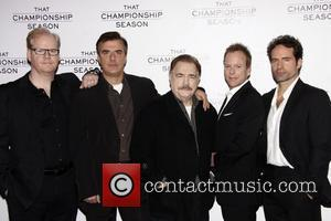 Jim Gaffigan, Brian Cox, Chris Noth, Jason Patric and Kiefer Sutherland