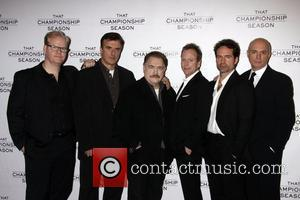 Jim Gaffigan, Brian Cox, Chris Noth, Gregory Mosher, Jason Patric and Kiefer Sutherland