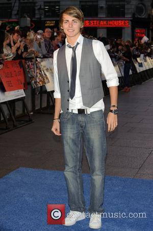 Thomas Law 'Charlie St. Cloud' - UK film premiere held at the Empire Leicester Square - Arrivals London, England -...
